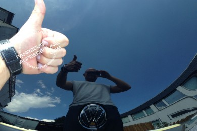 Nanoversiegelung VW Scirocco